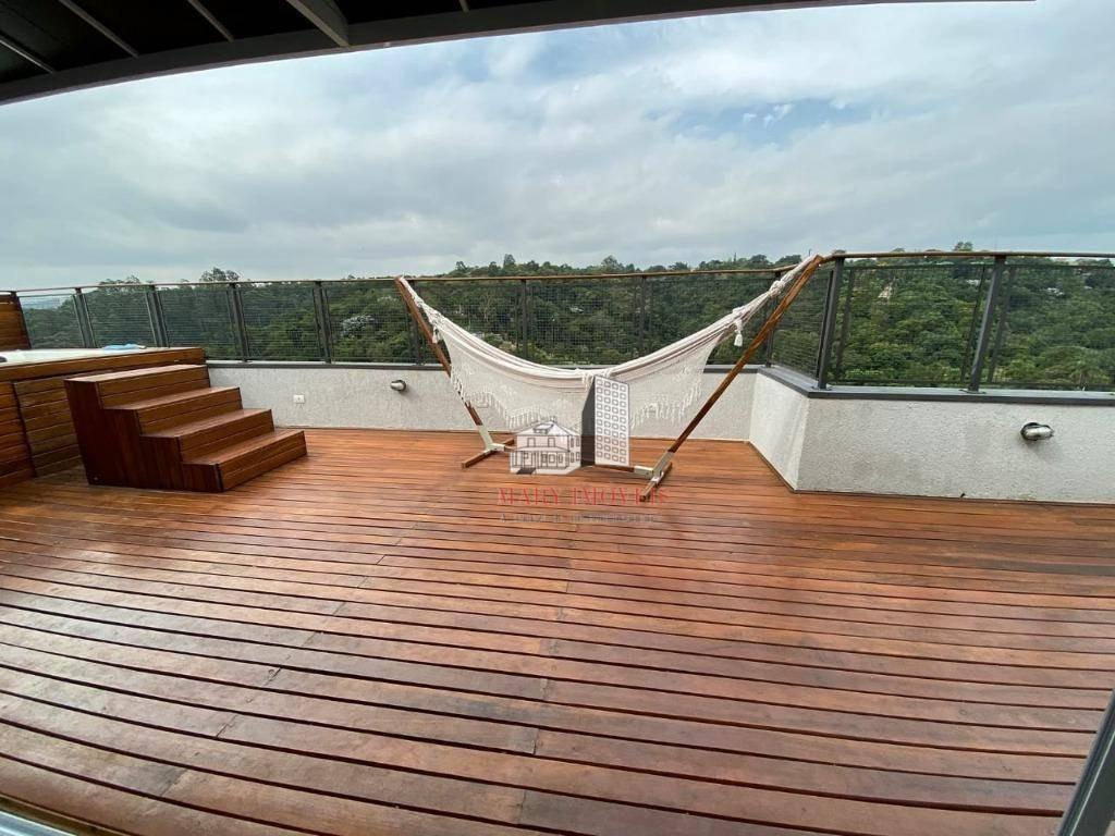 casa com 4 dormitórios à venda, 615 m² por r$ 2.800.000 - alphaville - santana de parnaíba/sp - ca0251