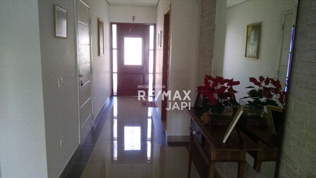 casa com 4 dormitórios à venda, 622 m² por r$ 2.800.000,00 - reserva da serra - jundiaí/sp - ca1250