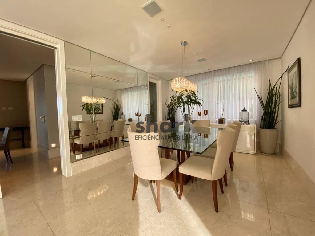 casa com 4 dormitórios à venda, 630 m² por r$ 4.200.000,00 - gênesis 2 - santana de parnaíba/sp - ca0189
