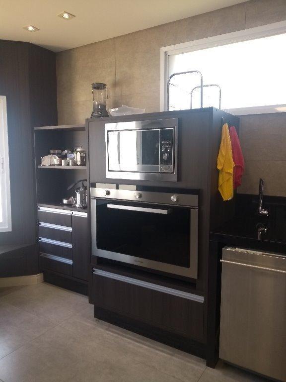 casa com 4 dormitórios à venda, 650 m² por r$ 2.400.000,00 - nova higienópolis - jandira/sp - ca4271