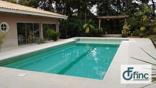 casa com 4 dormitórios à venda, 700 m² por r$ 2.300.000 - condomínio city castelo - itu/sp - ca0671