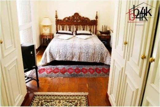 casa com 4 dormitórios à venda, 700 m² por r$ 2.500.000,00 - alto da boa vista - são paulo/sp - ca0068