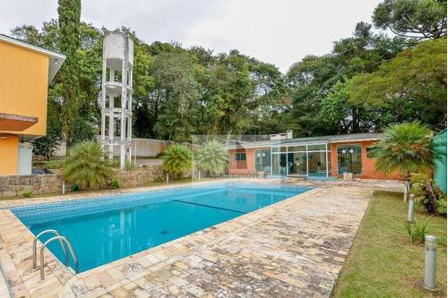 casa com 4 dormitórios à venda, 752 m² por r$ 5.500.000 - ecoville - curitiba/pr - ca0015