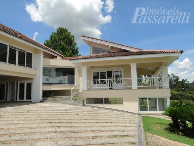 casa com 4 dormitórios à venda, 800 m² por r$ 3.800.000,00 - condomínio village sans souci - valinhos/sp - ca0306