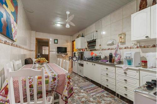casa com 4 dormitórios à venda, 82 m² por r$ 290.000 - ca0503