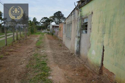 casa com 4 dormitórios à venda, 90 m² por r$ 130.000,00 - são lucas - viamão/rs - ca0282