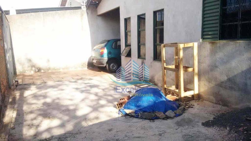 casa com 4 dormitórios à venda com edícula, 170 m² por r$ 270.000 - loteamento remanso campineiro - hortolândia/sp - ca0424