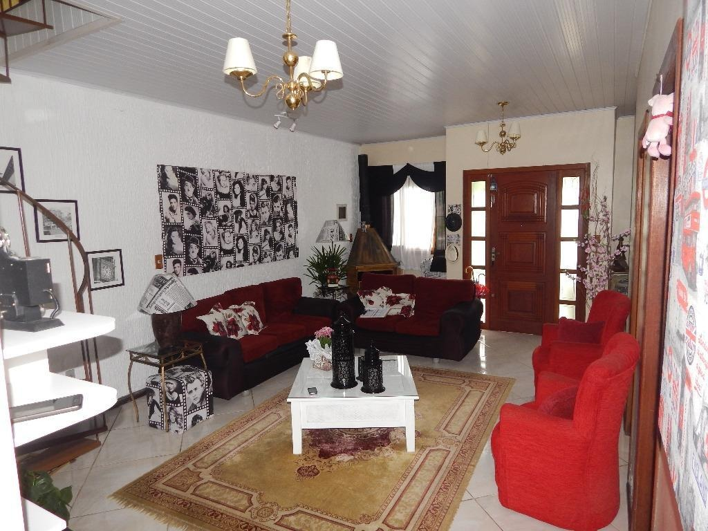 casa com 4 dormitórios à venda por r$ 600.000,00 - santa isabel - viamão/rs - ca0023