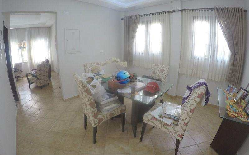 casa com 4 dorms, aviação, praia grande - r$ 800 mil, cod: 4716 - v4716