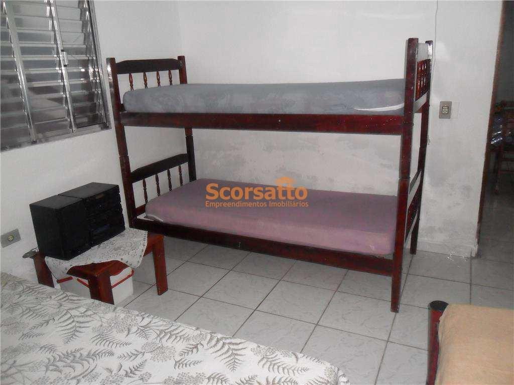 casa com 4 dorms, balneário jussara, mongaguá - r$ 220 mil, cod: 1215 - v1215