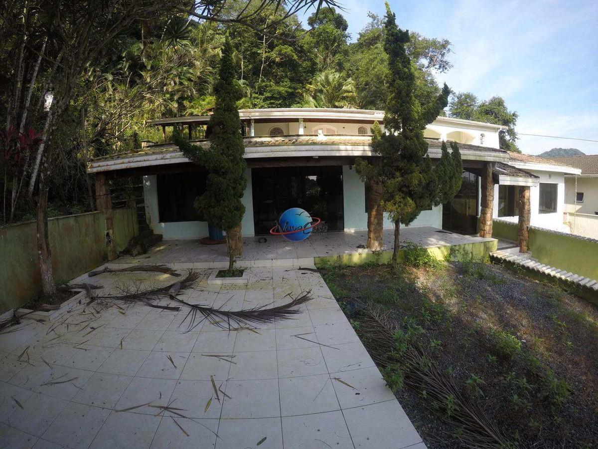 casa com 4 dorms, canto do forte, praia grande - r$ 1.5 mi, cod: 4793 - v4949