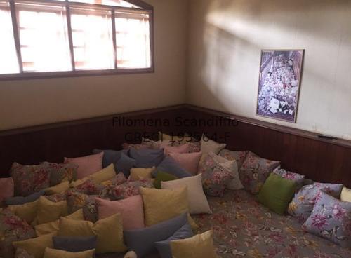 casa com 4 dorms em campinas - parque taquaral por 2.900.000 - 29