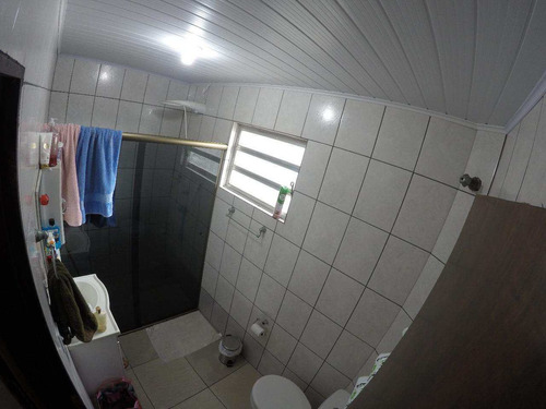 casa com 4 dorms, guilhermina, praia grande - r$ 680.000,00, 240m² - codigo: 412874 - v412874
