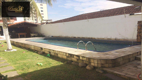 casa com 4 dorms, mirim, praia grande - r$ 750.000,00, 400m² - codigo: 149 - v149