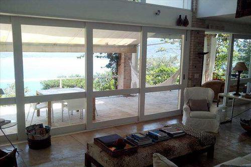 casa com 4 dorms, praia vermelha sul, ubatuba - r$ 1.800.000,00, 145m² - codigo: 619 - v619