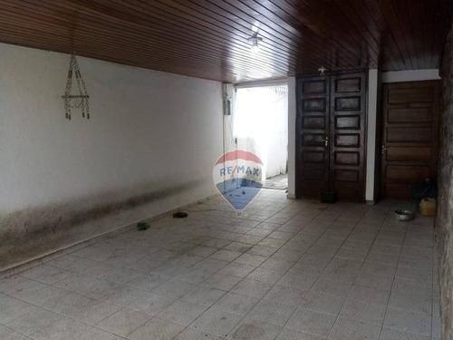 casa com 4 quartos (1 suíte) para vender, 370 m² no janga próximo a praia - ca0090