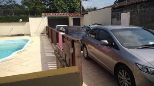 casa com 4 quartos e piscina na praia de itanhaém - 5327/p