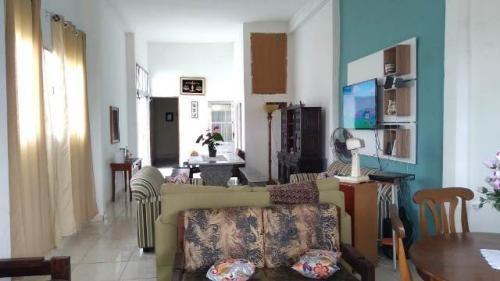 casa com 4 quartos e piscina na praia de itanhaém!