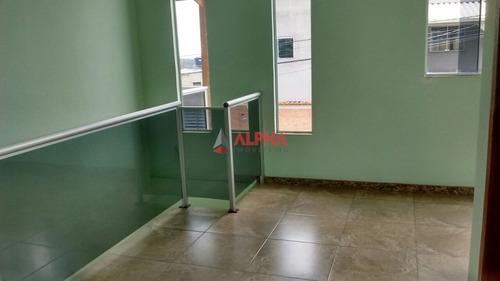 casa com 4 quartos para comprar no durval de barros em ibirité/mg - 4038