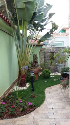 casa com 4 quartos para comprar no jardim campos elísios em poços de caldas/mg - 991