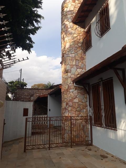 casa com 4 quartos para comprar no santa branca em belo horizonte/mg - gar10214