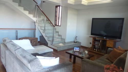 casa com 4 quartos para comprar no santa mônica em belo horizonte/mg - 1655