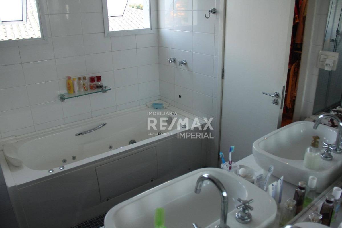casa com 4 quartos à venda, 298 m² por r$ 1.800.000 - jardim barbacena - cotia/sp - ca3774