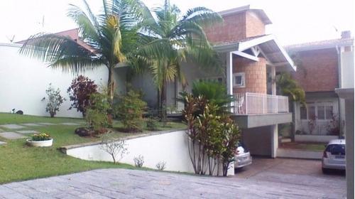 casa com 4 suítes - jd.botânico - sousas - ca0144