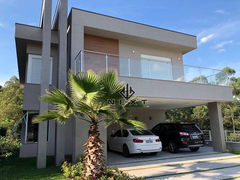 casa com 4 suites para venda, 435 m² no residencial tamboré 11 - alphaville - sp - ca0247