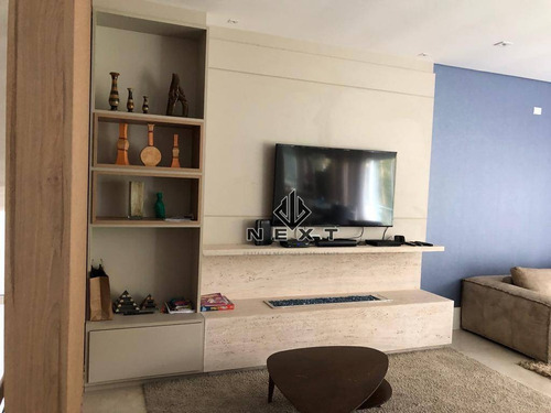 casa com 4 suites para venda, 440 m² no residencial tamboré 11 - alphaville - sp - ca0247