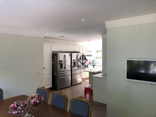 casa com 4 suítes para venda, 948 m² no residencial tamboré 1 (alphaville) - sp - ca0017
