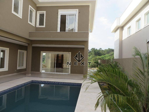 casa com 4 suites à venda, 380 m² no residencial burle marx - alphaville - sp - ca0139