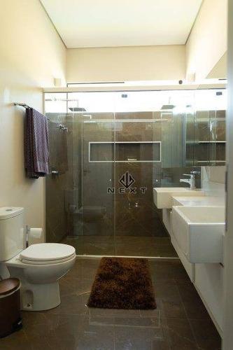 casa com 4 suítes à venda, 440 m² no residencial tamboré 11 - alphaville - sp - ca0103
