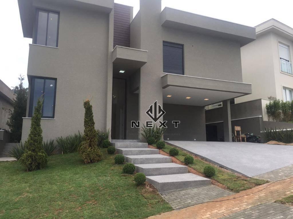 casa com 4 suítes à venda, 480 m² no residencial tamboré 10 - alphaville - sp - ca0022