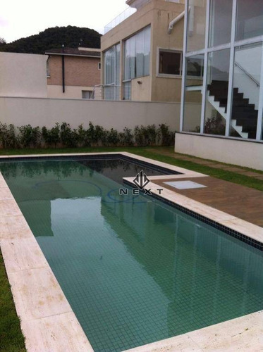 casa com 4 suites à venda, 495 m² no residencial tamboré 10 - alphaville - sp - ca0038