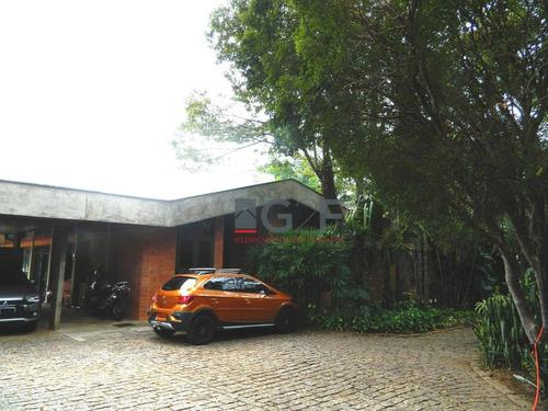 casa com 4 suítes à venda, 538 m² por r$ 2.799.000 - parque são quirino - campinas/sp - ca6072
