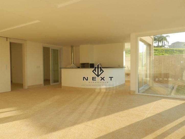 casa com 4 suites à venda, 550 m² no residencial gênesis 2 - alphaville - sp - ca0239