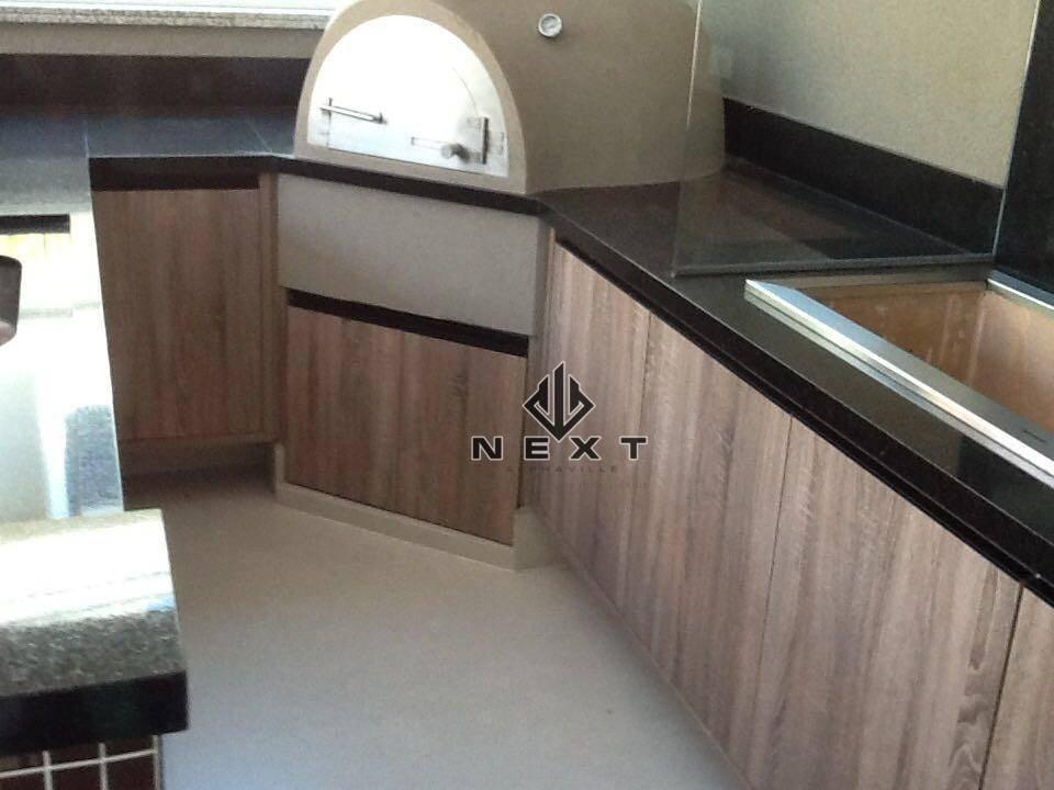 casa com 4 suites à venda, 606 m² por no residencial 18 do forte - alphaville - sp - ca0050