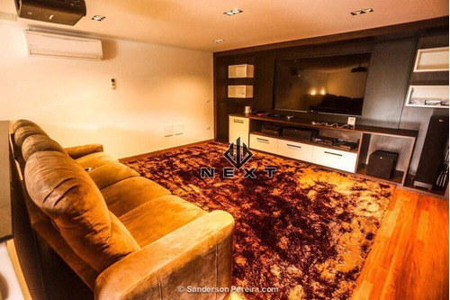 casa com 4 suítes à venda, 740 m² no residencial tamboré 11 - alphaville - sp - ca0273