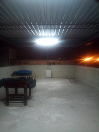 casa  com 5 cômodos -duplex - terraço galvanizado