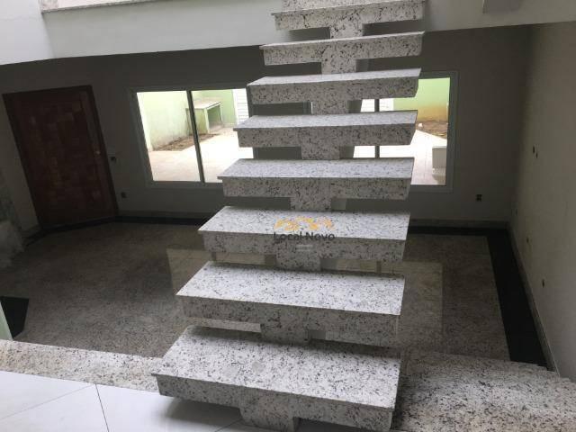 casa com 5 dormitórios para alugar, 350 m² por r$ 3.500,00/mês - vila galvão - guarulhos/sp - ca0200