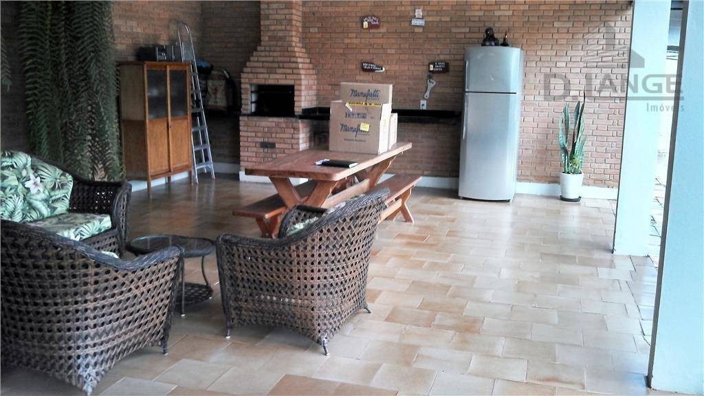 casa com 5 dormitórios para alugar, 442 m² por r$ 6.000/mês - parque taquaral - campinas/sp - ca8674