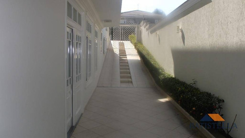 casa com 5 dormitórios para alugar, 551 m² por r$ 10.000,00/mês - vila san marino - limeira/sp - ca0125