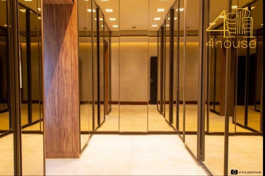 casa com 5 dormitórios à venda, 1114 m² por r$ 6.800.000 - fazenda vila real de itu - itu/sp - ca0404