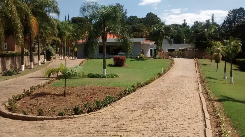 casa com 5 dormitórios à venda, 1350 m² por r$ 5.500.000,00 - condomínio village sans souci - valinhos/sp - ca1649
