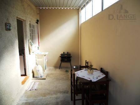 casa com 5 dormitórios à venda, 166 m² por r$ 380.000 - parque são quirino - campinas/sp - ca4718