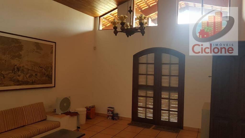 casa com 5 dormitórios à venda, 225 m² por r$ 450.000,00 - cibratel i - itanhaém/sp - ca0718
