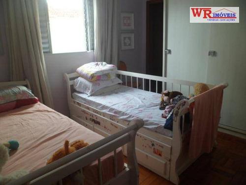 casa com 5 dormitórios à venda, 235 m² por r$ 1.166.000 - baeta neves - são bernardo do campo/sp - ca0083