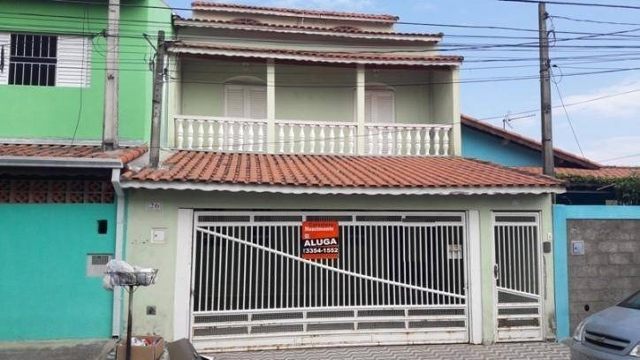 casa com 5 dormitórios à venda, 240 m² por r$ 450.000 - parque dos príncipes - jacareí/sp - ca0655