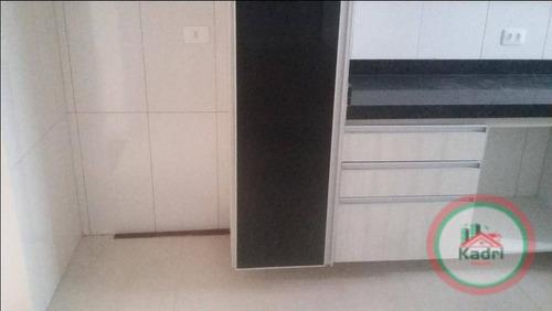 casa com 5 dormitórios à venda, 250 m² por r$ 1.000.000 - vila caiçara - praia grande/sp - ca0348